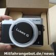 Lumix GX 800, super handlich, winzig, 4K Video- und Fotoauflösung mit 16 Megapixel. Foto: Mitfahrangebot.de/news